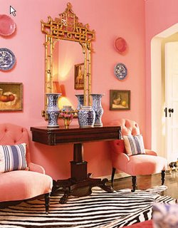 Interior design: Mary Mc Donald