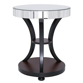 Mirage end table $ 199 www.zgallerie.com