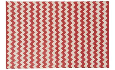 45-Zig-Zag-Red-&-White