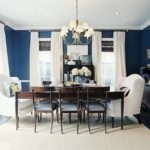 "Is ""navy and white"" modern?"