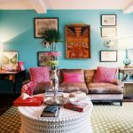 Choosing my livingroom wall color