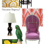 A new look….Hawaiian Regency?