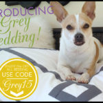 Introducing GREY with 15% Off all Bedding!