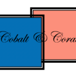 Great Color MIX – Cobalt & Coral