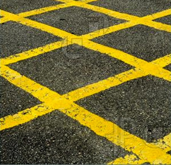 Yellow-Lines-British-Road-Box-Junction-414260