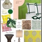 BEDROOM DESIGN IDEA – PALM BEACH CHIC