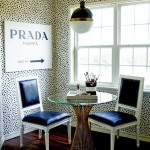 DECORATE WITH BLACK & WHITE