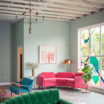 A COLORFUL ENTERTAINMENT SPACE – THE FIG HOUSE