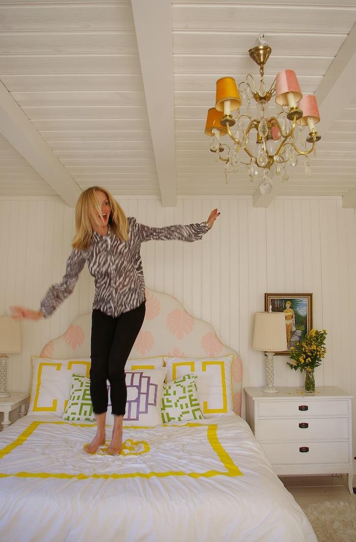Jill Sorensen-Swedish master bedroom