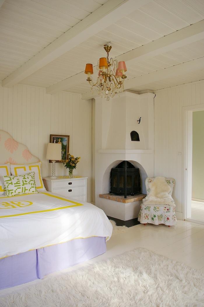 Jill Sorensen Yellow Deco duvet