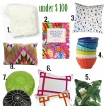 Chicest & happiest home decor gifts under $ 100