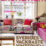 My new blog for a Swedish design magazine!