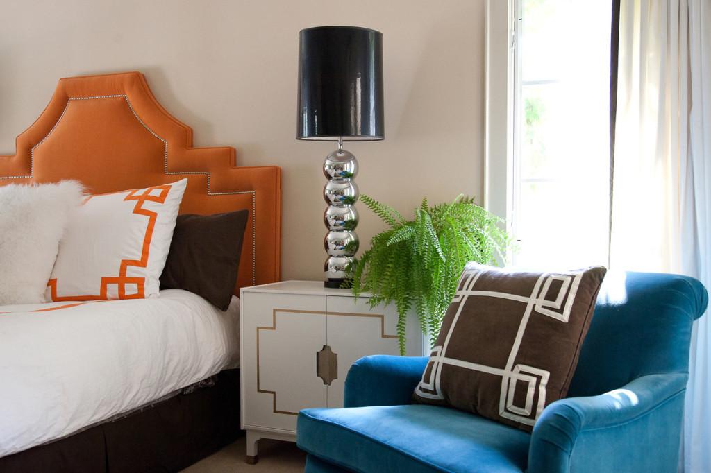 JIll Sorensen Masterbedroom bed-Tanya Malott