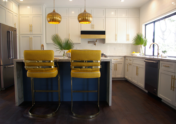 Jill Sorensen Interior Design - One Room Challenge Kitchen Makeover