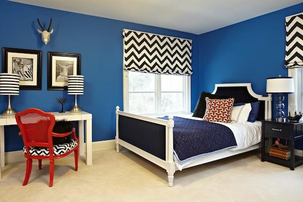 Jill Sorensen-Son's room