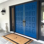 My new front door color