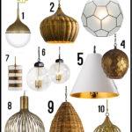 My TOP 10 Kitchen pendant picks