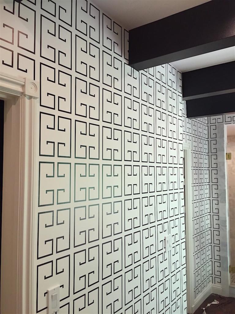 Greek Ket=y wallpaper-Jill Sorensen Lifestyle