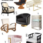 TOP 8 irresistible accent chairs