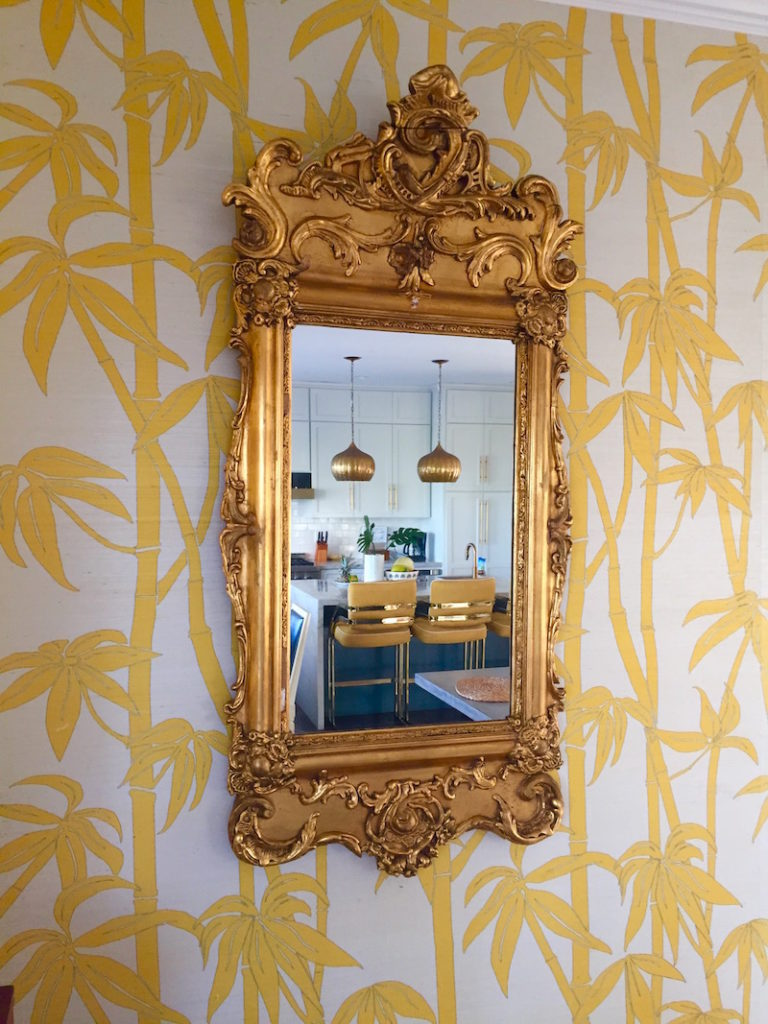 JIllSorensenLifestyle-TRopical bamboo wallpaper