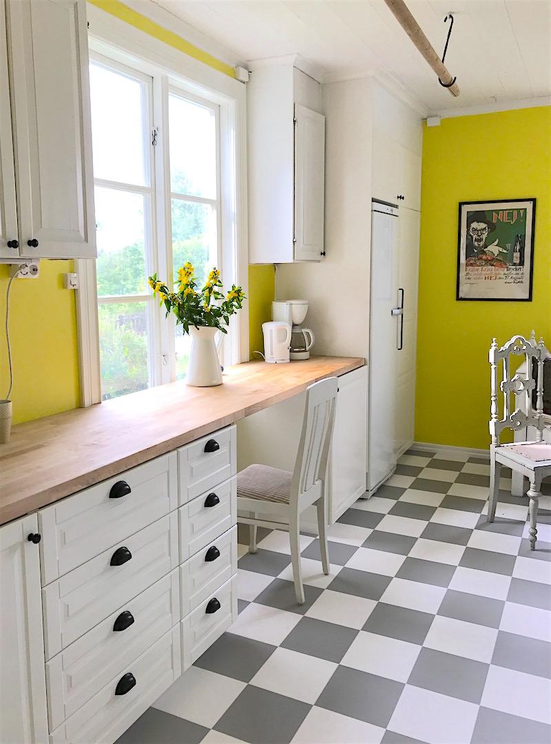 Our New Simple Scandinavian Country Kitchen Jill Sorensen