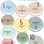 My TOP 10 paint colors for the BEDROOM (that will help you sleep)
