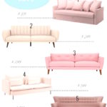 The irresistible blush pink sofa – Splurge vs Save