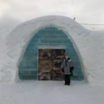 Merry Christmas from the Ice Hotel