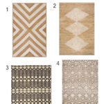 Top 12 List: Natural rugs and down to earth rooms