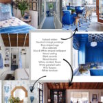 Get the Look & Paint colors: Classic Beach House