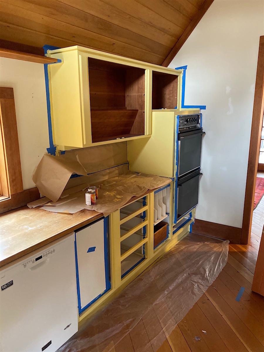 Progress Pictures from the Cabin Makeover – Jill Sorensen Best Children's Lighting & Home Decor Online Store