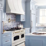 Beautiful Blue Kitchens