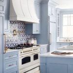 Beautiful Blue Kitchens