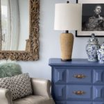 Ocean Front Apartment Makeover with Curator Paints